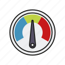 barometer, barometric pressure, climate, meteorology, scale, weather icon