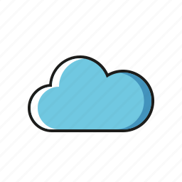 climate, cloud, meteorology, weather icon