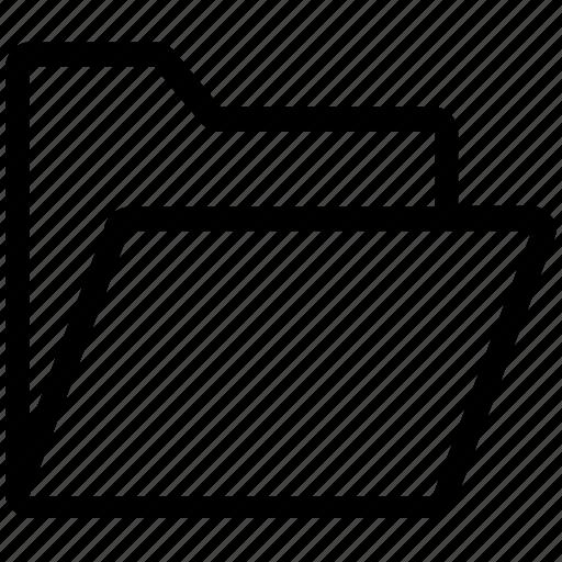 business, document, file, finance, folder icon