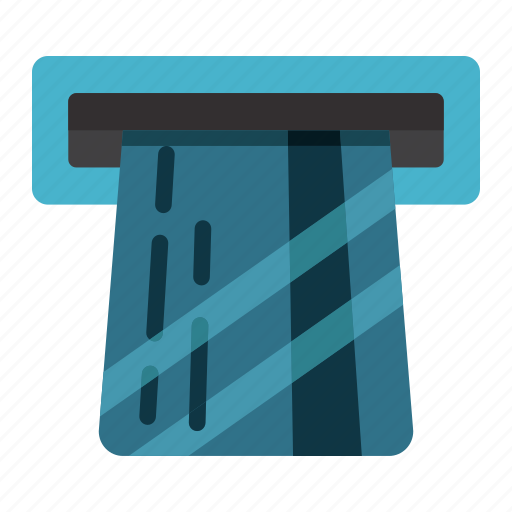 atm, bank, business, card, cash, credit, finance icon