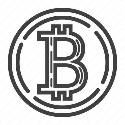 bitcoin, business, coin, currency, finance, gold, money icon