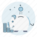bank, piggy, save, savings icon