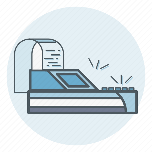 cash, register, sale, sales icon
