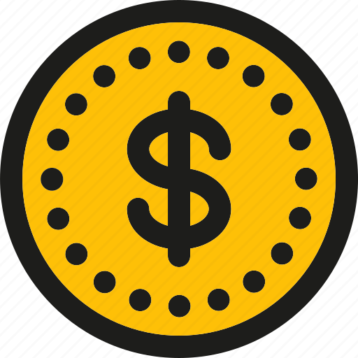 cash, coin, currency, finance, money, payment icon