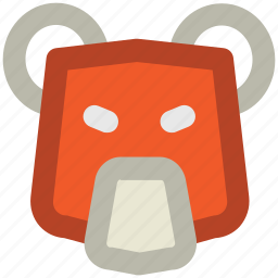 animal, bull, bull head, business, forex trading, trading icon