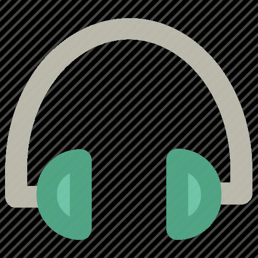 ear speakers, earbuds, earphones, headphone icon