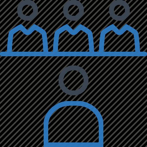 applicant, internship, interview, job, trainee icon