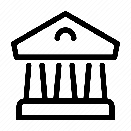 Bank, banking, building, finance, money icon - Download on Iconfinder