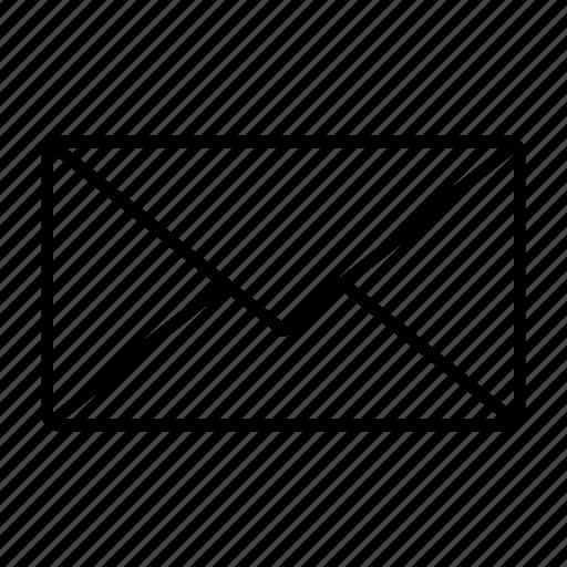 envelope, letter, mail, message, secret icon