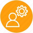 cogwheel, configuration, finance, gear, setting, user