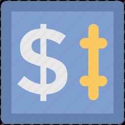 bank locker, cash safe, dollar sign, locker, money box icon