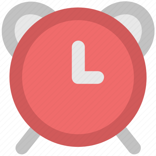 alarm, alarm clock, clock, timepiece, timer, watch icon