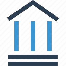 bank, banking, interest, loan, online, rate, web icon