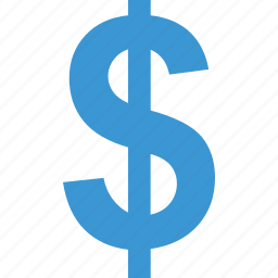 dollar, investment, money, sign, wealth icon