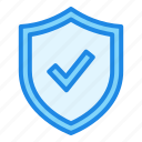 shield, check mark, security, protection, lock, key, privacy