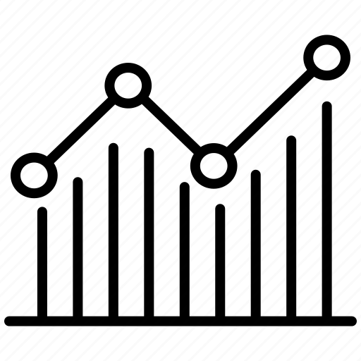 Benefit, finance, growth, graph, increase, chart, statistics icon - Download on Iconfinder