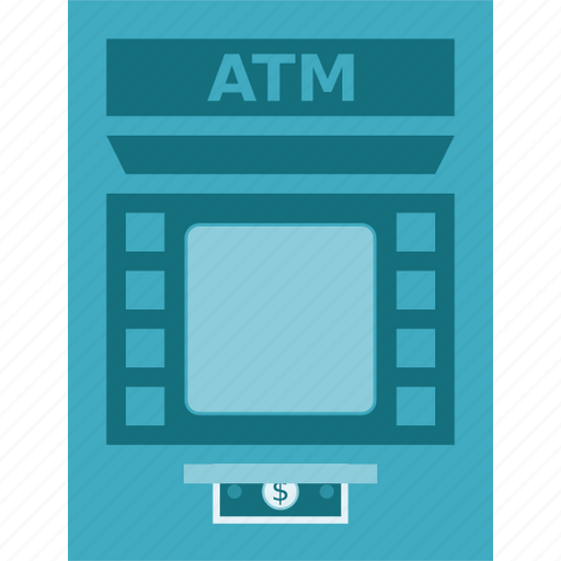 atm, atm bank, atm business, atm hardware, atm machine, atm money, atm withdrawal icon
