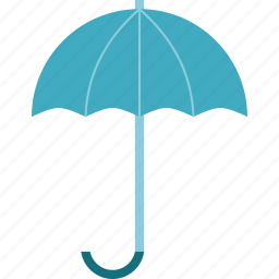 insurance, protection, umbrella icon