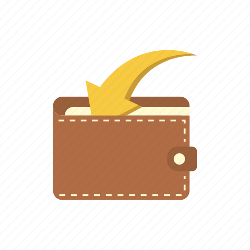 bank, finance, income, money, saving, storage, wallet icon