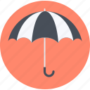 finance, insurance, protection, safeness, security, umbrella icon