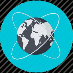 business, flat design, global, international, internet, network icon