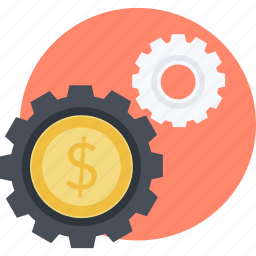 app, banking, finance, flat design, management, payment, services icon