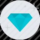 diamond, jewelry, pack, premium, services, vip icon