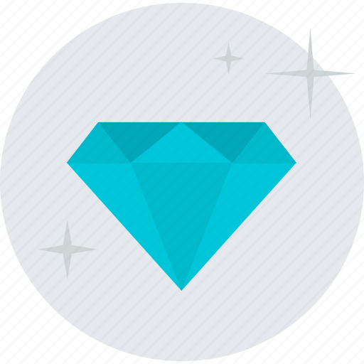 diamond, flat design, jewelry, pack, premium, services, vip icon