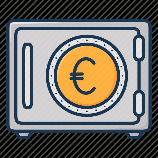 bank, banking, deposit, protection, safe, safety icon