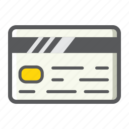 banking, business, card, credit, debit, finance, pay icon