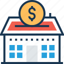 banking, fd, financial, fixed deposit, savings icon