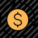 bank, banking, cash, circulation, currency, finance, money