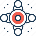 community, people, tam efficiency, team, teamwork icon