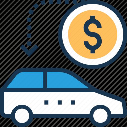 auto, auto finance, auto loan, lease, loan icon