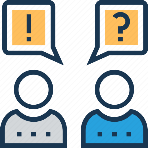 answer, faq, help, question, questionnaire icon