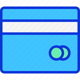 business, card, credit, credit card, debit icon