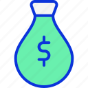 bank, banking, currency, money, savings icon