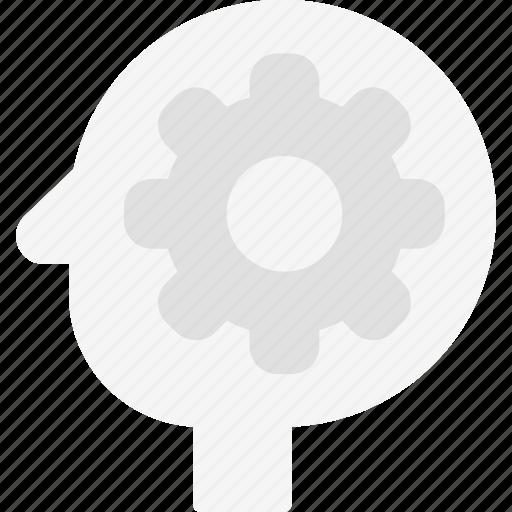 bulb, creative, finance business, idea, lamp, setting icon