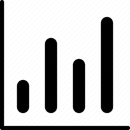 business, diagram, profit, profits, progress icon