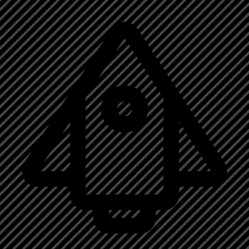 Business, finance, rocket icon - Download on Iconfinder