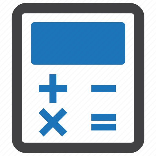 Accounting, calculator, math icon - Download on Iconfinder