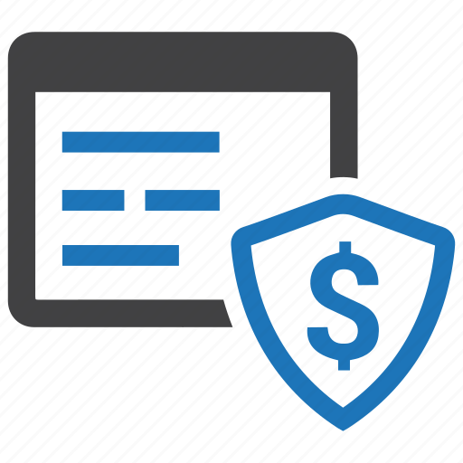 finance, financial, money, protection, safety, security, web icon