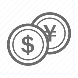 banking, business, coin, currency, finance, money icon