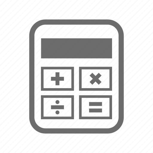 banking, business, calculate, commerce, finance, money icon