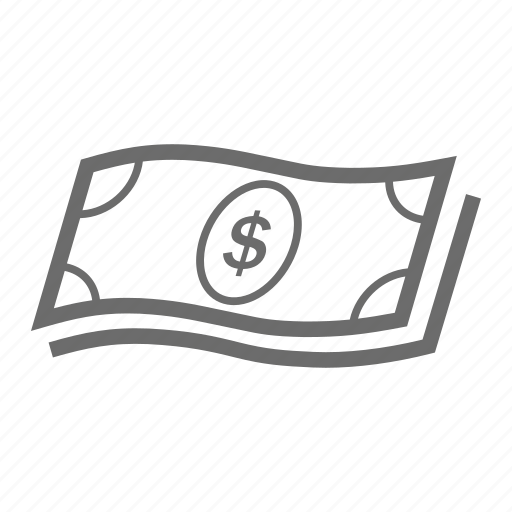 banking, business, check, commerce, finance, money icon