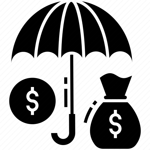Business insurance, business safety, financial insurance, money protection, risk management icon - Download on Iconfinder