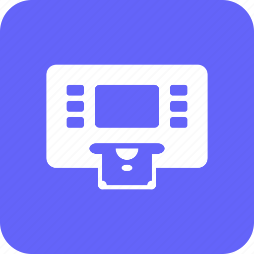 atm, bank, cash, debit, money, payment, withdrawal icon