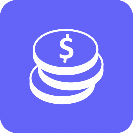 cash, coins, credit, currency, debit, dollar, money icon