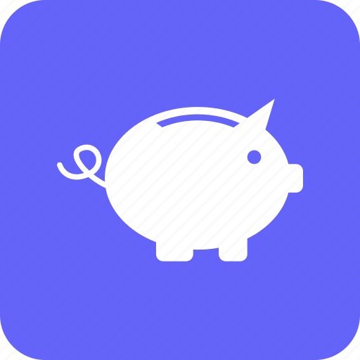 bank, banking, business, financial, money, piggy, savings icon