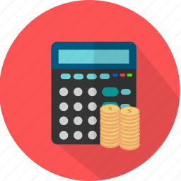 accounting, banking, calculate, calculation, finance icon